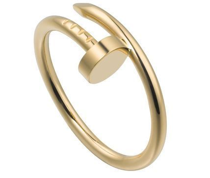 Party Style 18K Gold Office Style Elegant Style Rings