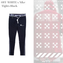 Off-White Street Style Collaboration Pants