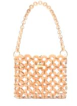 KAYU Casual Style Plain Party Style Crystal Clear Bags