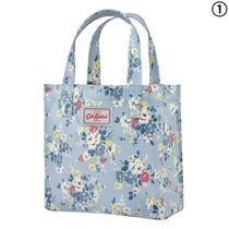 Cath Kidston Flower Patterns Casual Style Other Animal Patterns Totes
