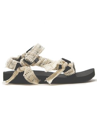 Casual Style Sport Sandals Flat Sandals