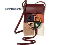 Tory Burch MILLER Leather Small Wallet Logo Accessories