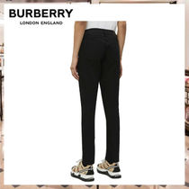 Burberry More Jeans Denim Street Style Plain Jeans 4