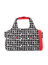 Mila Schon Other Plaid Patterns Casual Style Plain Logo Totes