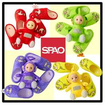 SPAO Casual Style Slippers Shoes