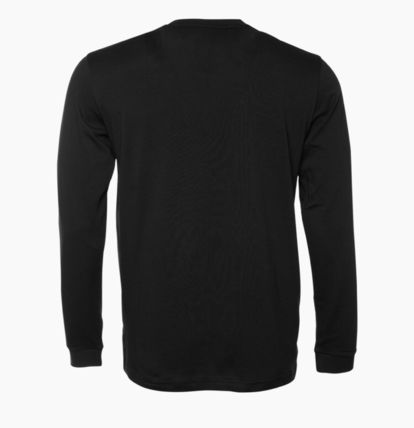 BALR Long Sleeve Crew Neck Street Style Long Sleeves Cotton 3