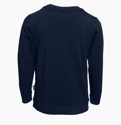 BALR Long Sleeve Crew Neck Street Style Long Sleeves Cotton 7