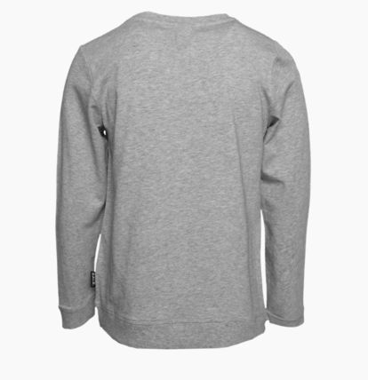 BALR Long Sleeve Crew Neck Street Style Long Sleeves Cotton 9
