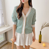 Icy Color Sheer Cardigans