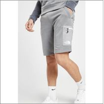 THE NORTH FACE Sweat Street Style Plain Cargo Shorts