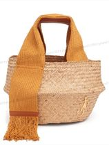 J W ANDERSON Straw Bags
