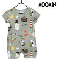 Moomin Unisex Organic Cotton Baby Girl Dresses & Rompers