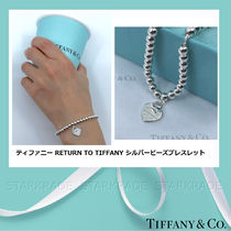 Tiffany & Co RETURN TO TIFFANY Casual Style Silver Fine
