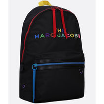 Marc by Marc Jacobs Casual Style Nylon Street Style Office Style Logo Backpacks