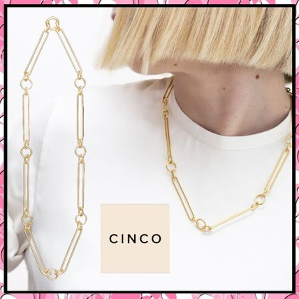 Casual Style Chain Party Style Silver Elegant Style Fine