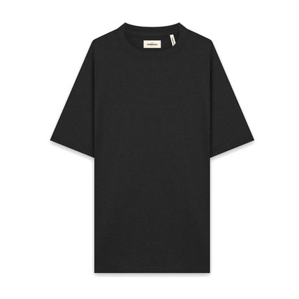 FEAR OF GOD Crew Neck Crew Neck Pullovers Star Street Style Plain Cotton Logo 2