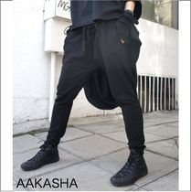 Aakasha Plain Long Handmade Sarouel Pants