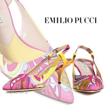 Emilio Pucci Casual Style Party Style Elegant Style Formal Style