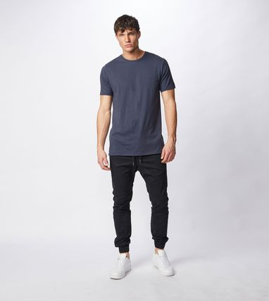 Ron Herman Unisex Plain Cotton Joggers & Sweatpants