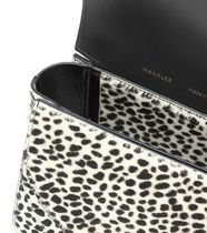 WANDLER Casual Style 2WAY Other Animal Patterns Leather Party Style