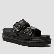Dr Martens MYLES Unisex Street Style Leather Sandals