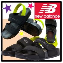 New Balance Casual Style Street Style Sport Sandals Flat Sandals