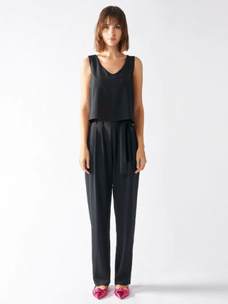 【CFC0097098003B001】Jumpsuit with Bow