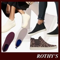 ROTHY'S Casual Style Plain Elegant Style Low-Top Sneakers