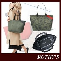 ROTHY'S Casual Style Plain Office Style Elegant Style Totes
