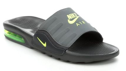 Nike AIR MAX Unisex Street Style Shower Shoes Logo Sports Sandals