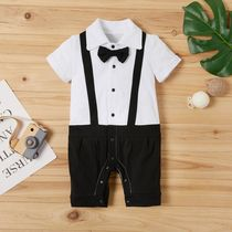 PatPat Co-ord Baby Boy Bodysuits & Rompers