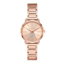 Michael Kors Round Quartz Watches Analog Watches