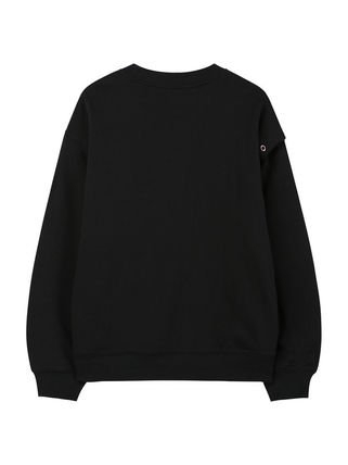 Long Sleeves Cotton Sweatshirts