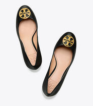 Tory Burch Leather Wedge Pumps & Mules