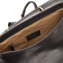 The Bridge Casual Style Street Style Bag in Bag A4 2WAY Plain Leather