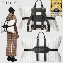 GUCCI Gucci Horsebit 1955 Pillow Backpack Holder