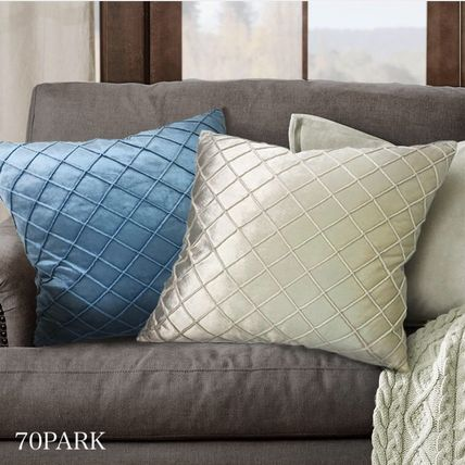 Morroccan Style Scandinavian Style Icy Color Plain
