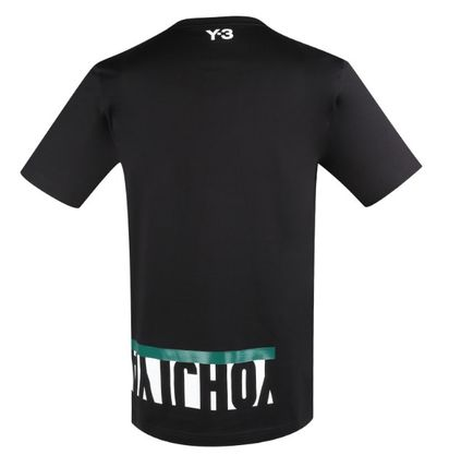 Y-3 More T-Shirts Cotton Logo Designers T-Shirts 6
