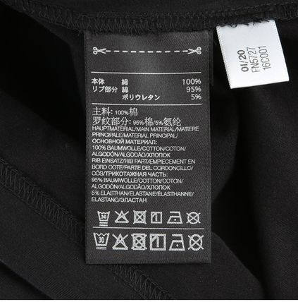 Y-3 More T-Shirts Cotton Logo Designers T-Shirts 10