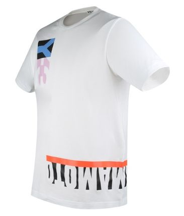 Y-3 More T-Shirts Cotton Logo Designers T-Shirts 12