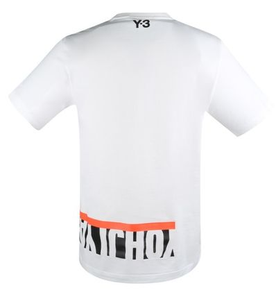 Y-3 More T-Shirts Cotton Logo Designers T-Shirts 14