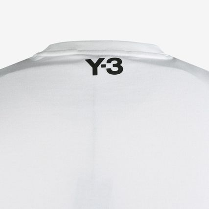 Y-3 More T-Shirts Cotton Logo Designers T-Shirts 16