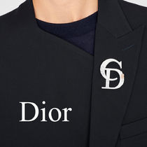 Christian Dior Unisex Street Style Collaboration Logo Watches & Jewelry