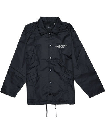 FEAR OF GOD ESSENTIALS Street Style Collaboration Jackets