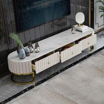 Gold Furniture TV Tables Kitchen & Dining Room