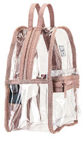 Ron Herman Casual Style Street Style Plain Crystal Clear Bags
