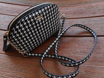 kate spade new york Tartan Casual Style 2WAY Party Style Elegant Style Crossbody