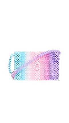 Casual Style Street Style Bi-color Party Style Crossbody
