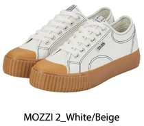 23.65 Casual Style Unisex Street Style Low-Top Sneakers