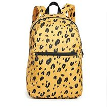 BAGGU Leopard Patterns Casual Style Backpacks